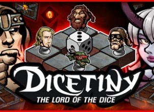 DICETINY: The Lord of the Dice İndir Yükle