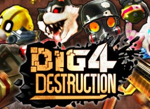 Dig 4 Destruction İndir Yükle