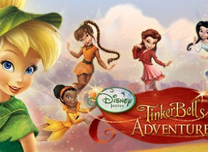 Disney Fairies: Tinker Bell's Adventure İndir Yükle