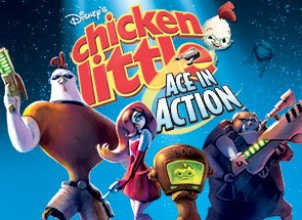 Disney's Chicken Little: Ace in Action İndir Yükle