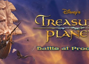 Disney's Treasure Planet: Battle of Procyon İndir Yükle