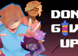 DON'T GIVE UP: A Cynical Tale İndir Yükle