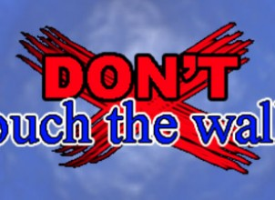 DON'T touch the walls İndir Yükle