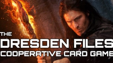 Dresden Files Cooperative Card Game İndir Yükle