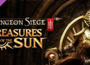 Dungeon Siege III: Treasures of the Sun İndir Yükle
