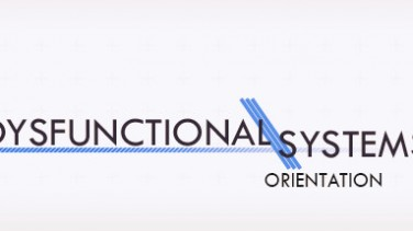 Dysfunctional Systems: Orientation İndir Yükle
