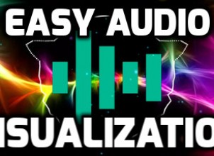 Easy Audio Visualization İndir Yükle