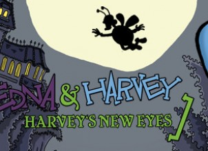 Edna & Harvey: Harvey's New Eyes İndir Yükle