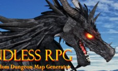 Endless RPG: Random Dungeon Map Generator for D&D 5e İndir Yükle