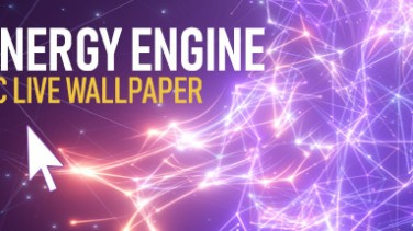 Energy Engine PC Live Wallpaper İndir Yükle