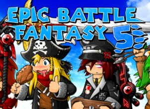 Epic Battle Fantasy 5 İndir Yükle