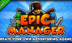 Epic Manager – Create Your Own Adventuring Agency! İndir Yükle