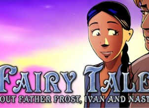 Fairy Tale About Father Frost, Ivan and Nastya İndir Yükle
