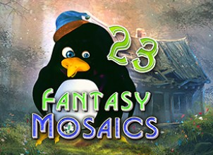 Fantasy Mosaics 23: Magic Forest İndir Yükle