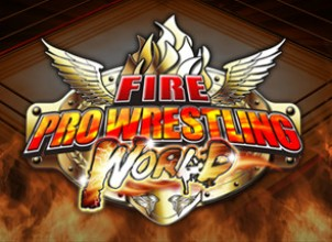 Fire Pro Wrestling World İndir Yükle