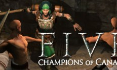 FIVE: Champions of Canaan İndir Yükle