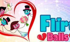 Flirt Balls Race (Valentine Day Special Casual Racing Love Theme) İndir Yükle