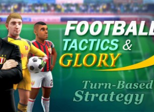 Football, Tactics & Glory İndir Yükle