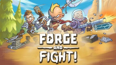 Forge and Fight! İndir Yükle