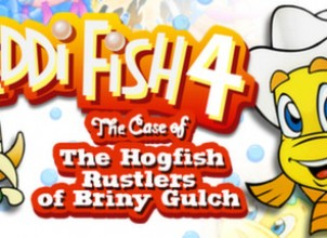 Freddi Fish 4: The Case of the Hogfish Rustlers of Briny Gulch İndir Yükle