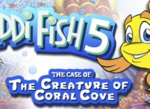 Freddi Fish 5: The Case of the Creature of Coral Cove İndir Yükle