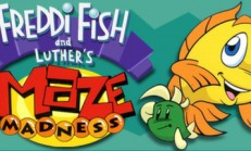 Freddi Fish and Luther's Maze Madness İndir Yükle