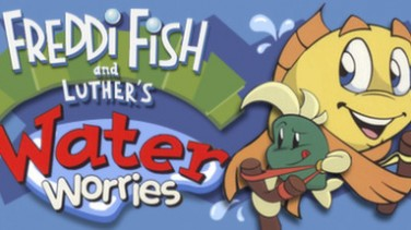 Freddi Fish and Luther's Water Worries İndir Yükle