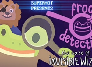 Frog Detective 2: The Case of the Invisible Wizard İndir Yükle