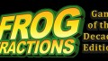 Frog Fractions: Game of the Decade Edition İndir Yükle