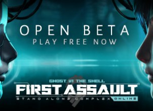 Ghost in the Shell: Stand Alone Complex – First Assault Online İndir Yükle