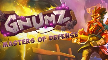 Gnumz: Masters of Defense İndir Yükle
