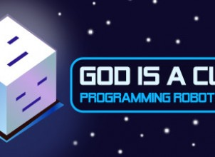 God is a Cube: Programming Robot Cubes İndir Yükle