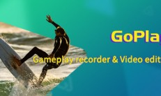 GoPlay Screen Recorder & Video Editor – Gaming Recording İndir Yükle