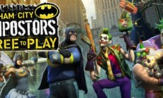 Gotham City Impostors Free to Play İndir Yükle