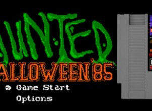 HAUNTED: Halloween '85 (Original NES Game) İndir Yükle