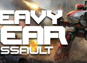 Heavy Gear Assault İndir Yükle