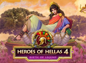 Heroes Of Hellas 4: Birth Of Legend İndir Yükle