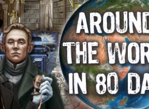 Hidden Object Adventure: Around the World in 80 Days. 隐藏物品 İndir Yükle