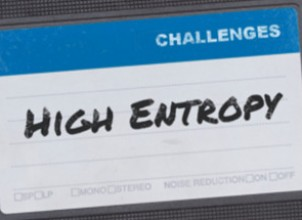 High Entropy: Challenges İndir Yükle