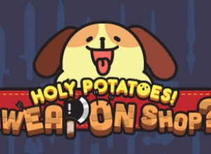 Holy Potatoes! A Weapon Shop?! İndir Yükle