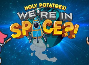 Holy Potatoes! We're in Space?! İndir Yükle