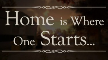 Home is Where One Starts… İndir Yükle
