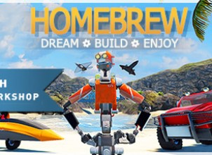Homebrew – Vehicle Sandbox İndir Yükle
