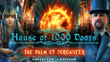 House of 1000 Doors: The Palm of Zoroaster Collector's Edition İndir Yükle