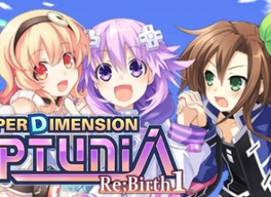 Hyperdimension Neptunia Re;Birth1 / 超次次元ゲイム ネプテューヌRe;Birth1 / 超次次元遊戲戰機少女重生1 İndir Yükle