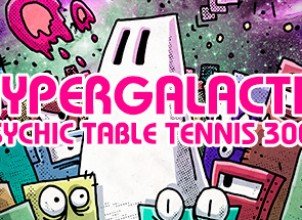 Hypergalactic Psychic Table Tennis 3000 İndir Yükle