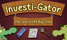 Investi-Gator: The Case of the Big Crime İndir Yükle