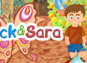 Jack and Sara: Educational game İndir Yükle