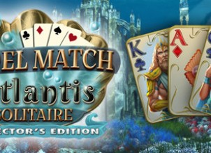 Jewel Match Atlantis Solitaire – Collector's Edition İndir Yükle