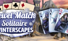 Jewel Match Solitaire Winterscapes İndir Yükle